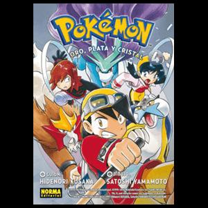 Pokemon nº 8: Oro, Plata y Cristal nº 4