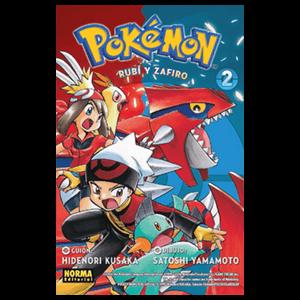 Pokemon nº 10: Rubí y Zafiro nº 2