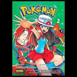 Pokemon nº 14: Rojo Fuego y Verde Hoja nº 2