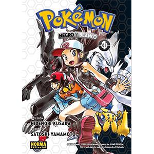 Pokemon nº 26: Blanco y Negro nº 1