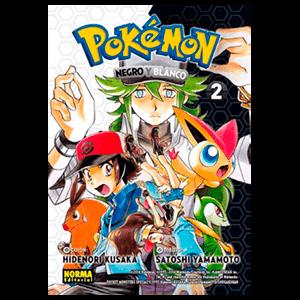 Pokemon nº 27: Blanco y Negro nº 2