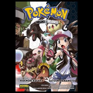 Pokemon nº 29: Blanco y Negro nº 4