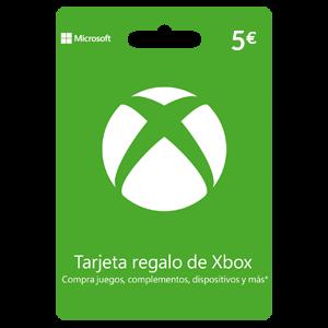 5€ Xbox Live