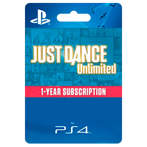 Just Dance Unlimited 12 meses PS4
