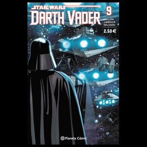 Comic Star Wars: Vader nº 9