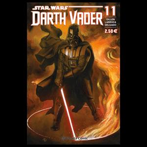 Comic Star Wars: Vader nº11