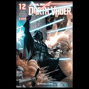 Comic Star Wars: Vader nº12