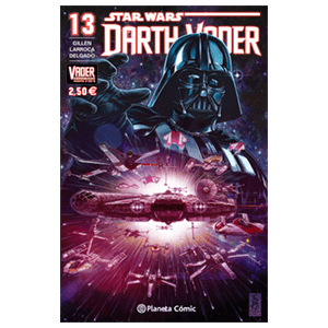 Comic Star Wars: Vader nº13