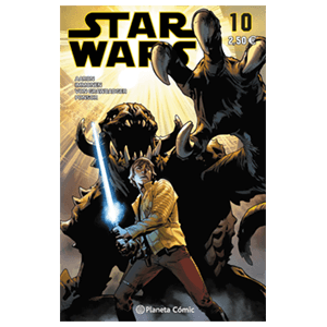 Comic Star Wars nº10