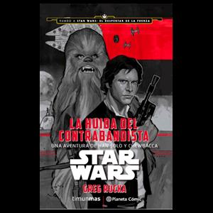 Star Wars: La Huída del Contrabandista