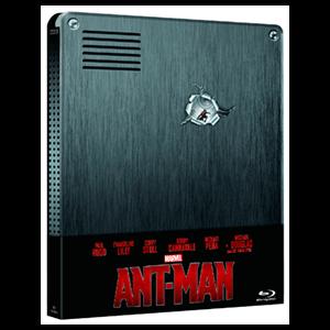 Ant-Man BD Steelbook