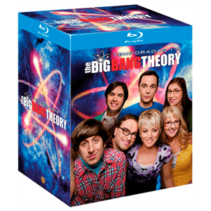 Pack Big Bang Theory T1-T8 BD