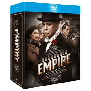 Pack Boardwalk Empire T1-T5 BD
