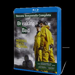 Breaking Bad  T3 BD