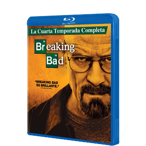 Breaking Bad  T4 BD