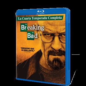 Breaking Bad  T4 BD