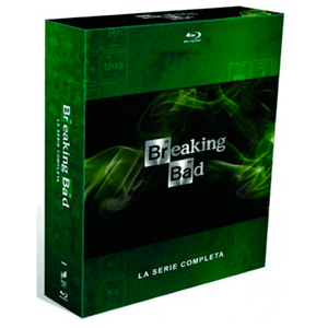Pack Breaking Bad - La Serie Completa BD