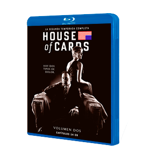 House Of Cards T2 BD