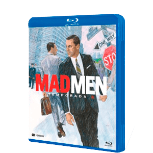 Mad Men T6 BD