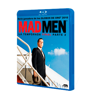 Mad Men T7.2 BD