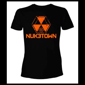 Camiseta CoD BOIII: Nuk3town Talla L