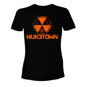 Camiseta CoD BOIII: Nuk3town Talla XL