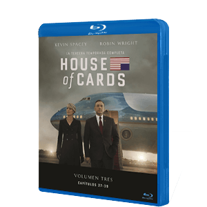 House Of Cards T3 BD