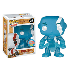 Figura Pop Kratos Poseído Ed. Limitada