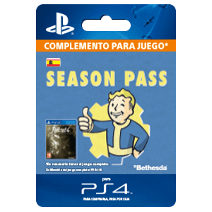 Fallout 4 Season Pass PS4