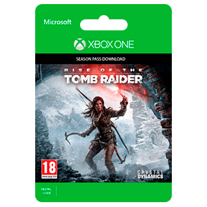 Rise of the Tomb Raider Season Pass Xone