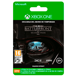 Star Wars Battlefront Season Pass Xone