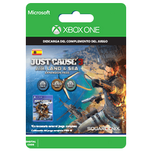 Just Cause 3 - Tierra, mar y aire. Expansion Pass XONE