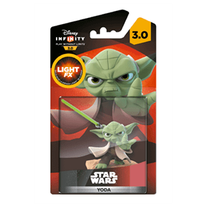 Disney Infinity 3.0 Star Wars Figura Yoda Light Up
