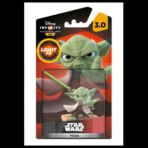 Disney Infinity 3.0 Star Wars Figura Yoda Light Up