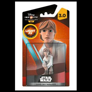 Disney Infinity 3.0 Star Wars Figura Luke Skywalker Light Up