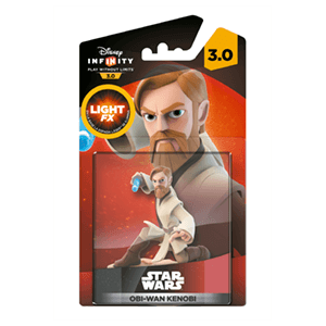 Disney Infinity 3.0 Star Wars Figura Obi Wan Light Up