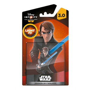 Disney Infinity 3.0 Star Wars Figura Anakin Light Up