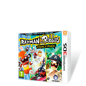 Rabbids + Rayman Compilation