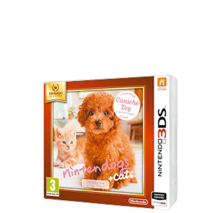 Nintendogs + Gatos: Caniche Nintendo Selects