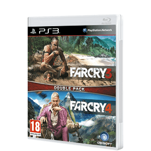 Pack Far Cry 3 + Far Cry 4