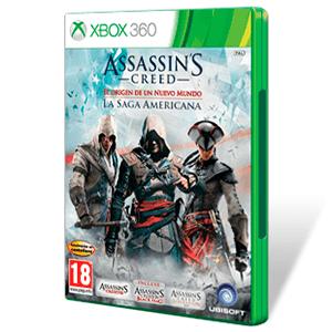 Assassin's Creed: El origen de un nuevo mundo