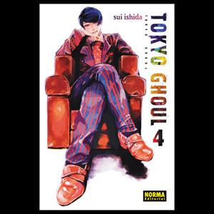Tokyo Ghoul nº 4