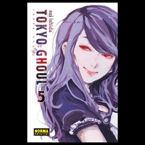 Tokyo Ghoul nº 5