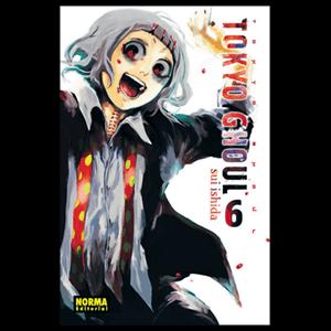 Tokyo Ghoul nº 6