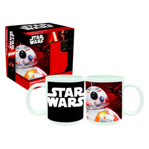 Taza Star Wars The Force Awakens BB-8