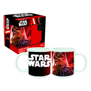 Taza Star Wars The Force Awakens Chewbacca