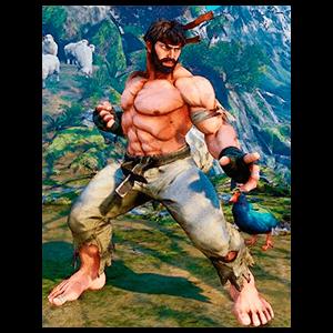 DLC Street Fighter V - Traje Ryu