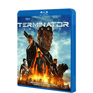 Terminator: Genesis Bd