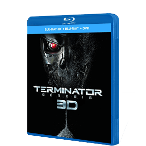 Terminator: Genesis  Dvd + Bd + Bd 3D