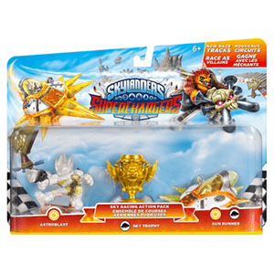 Pack Skylander SSC Racing Pack Sky